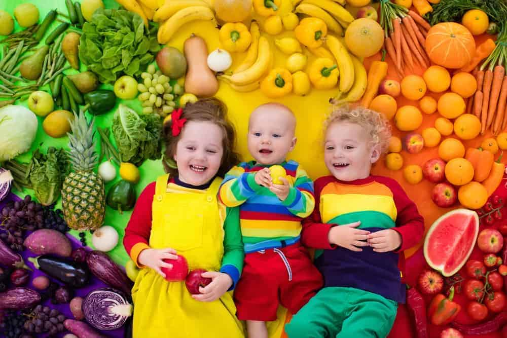 Darling Buds Nursery Nutrition